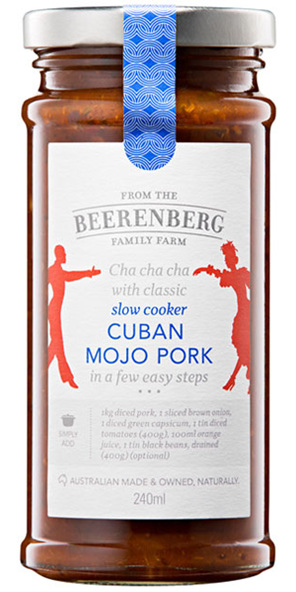 Cuban Mojo Pork - 240ml