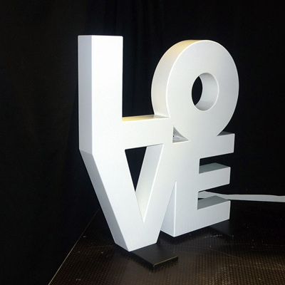 Cube LOVE Prop