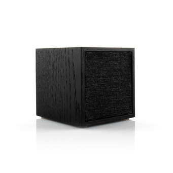 CUBE WIRELESS SPEAKER BLACK