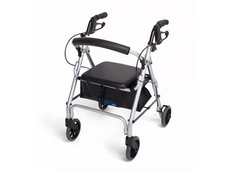 Cubro Mobilis Narrow Walking Frame 8 inch Wheels