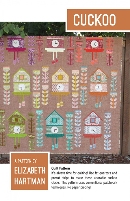 Cuckoo Quilt Pattern