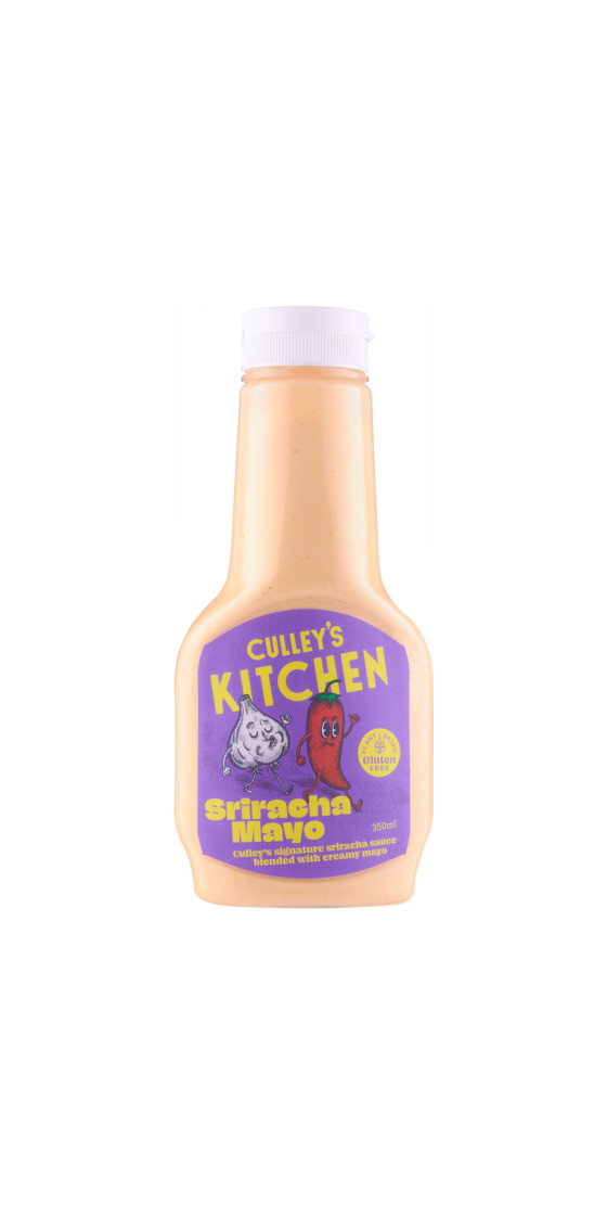 Culleys Sriracha Mayo