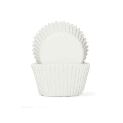 Cupcake Cases White pkts 50