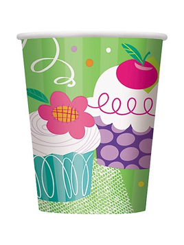 Cupcakes Party Cups