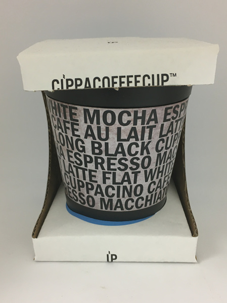 CUPPACOFFEECUP - Coffee Words