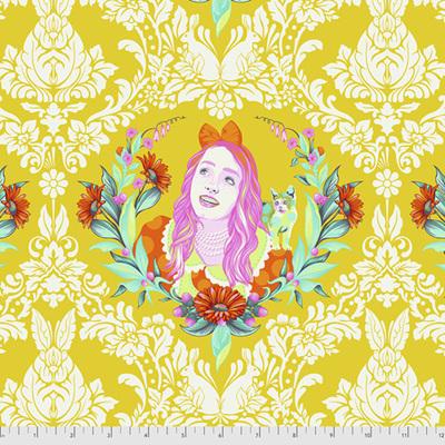 Curiouser & Curiouser - Alice - Sugar (Yellow)