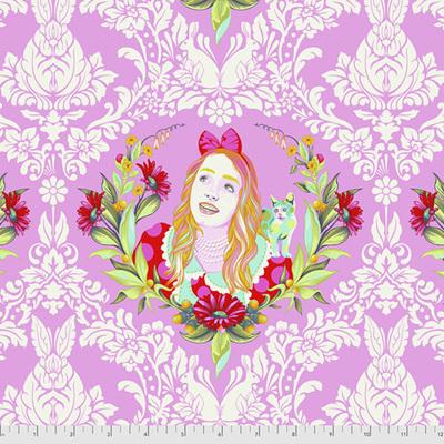 Curiouser & Curiouser - Alice - Wonder (Pink)