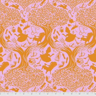 Curiouser & Curiouser - Down The Rabbit Hole - Wonder(Orange)