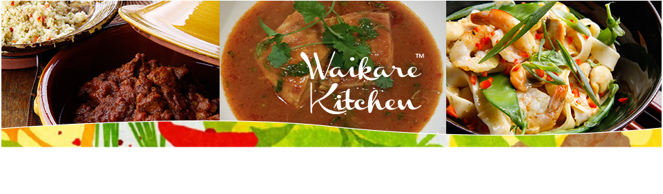 Make light and flavoursome curries ...