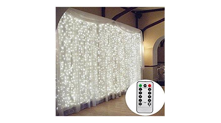 curtain lights, led fairy lights, backdrops lights, wedding lights, party lights