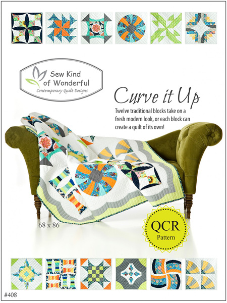 Curve It Up from Sew Kind of Wonderful
