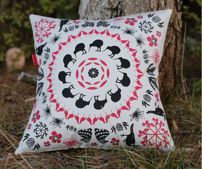 Cushion by Ali Davies