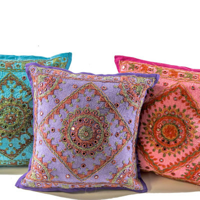Cushion Cover Embroidered