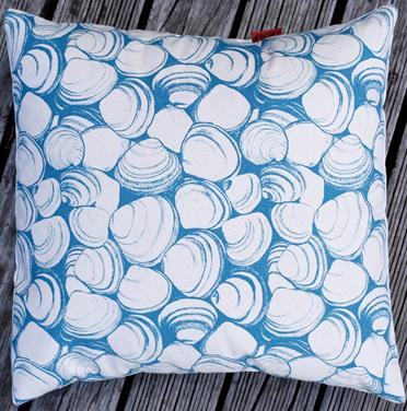 Cushion cover, ming shells