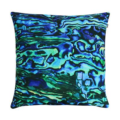 Cushion Cover - Pure Paua