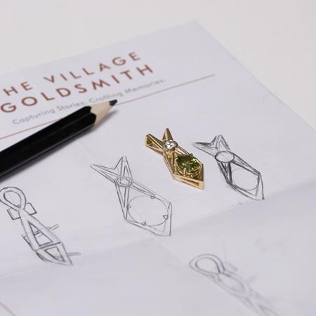 Custom Bespoke Jewellery