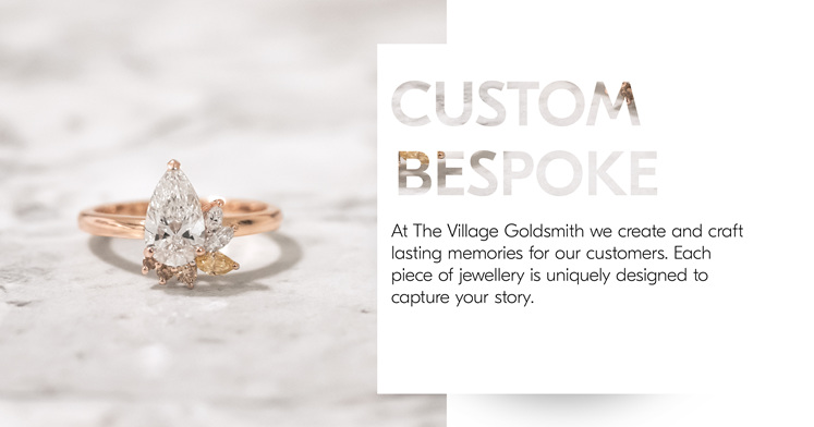 Custom Bespoke Jewellery Design