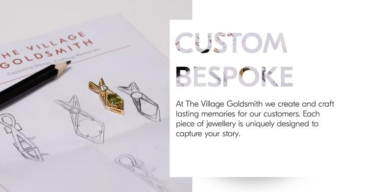Custom Bespoke Jewellery Design