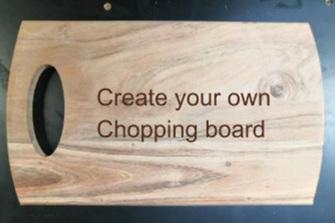 Custom Made Chopping Board