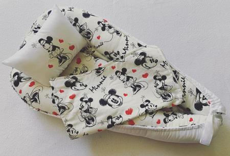 Custom Made Doll Bed Minnie Love
