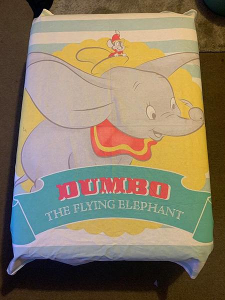 Custom Made Dumbo Blanket