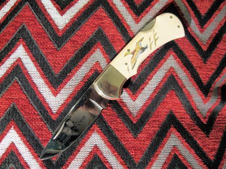 Custom Precise Deerslayer Lockback (NG372)