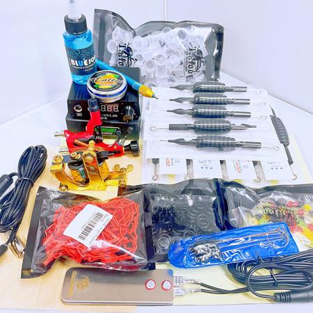 Custom Rotary + Coil Kit