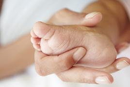Cutting Babies Nails