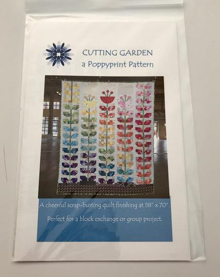 Cutting Garden Quilt Pattern
