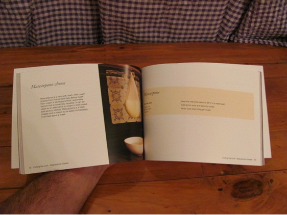 Cutting The Curd (Soft Cover Book)