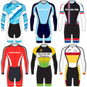 Cycling Speedsuits Club Centre & Schools