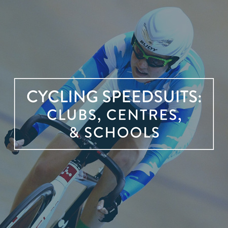 Cycling Speedsuits: Clubs, Centres, & Schools
