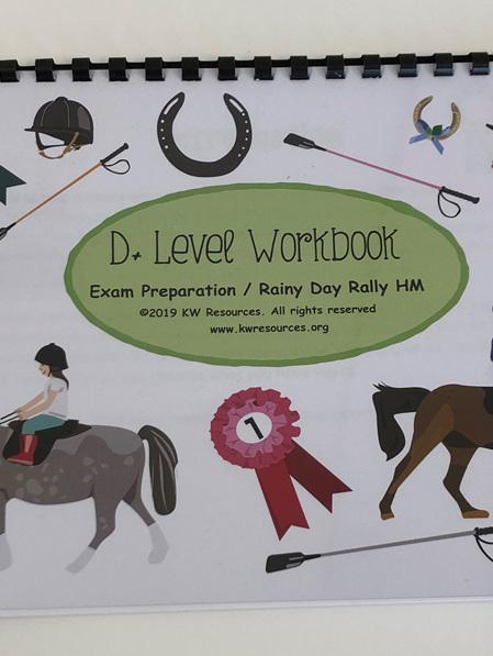 D+ Level Workbook KW Resources