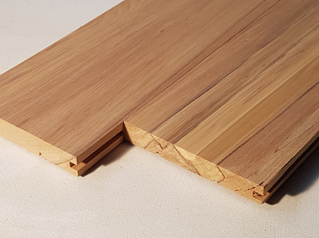 DA Colour Heart Rimu Solid Timber Flooring 128x20mm