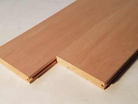 DA Sap Rimu Solid Timber Flooring 135 x 20mm