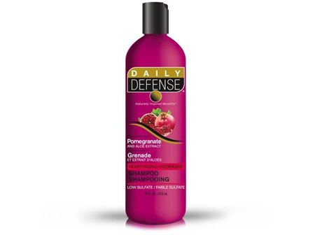 Daily Defense Pomegranate Shampoo 473ml