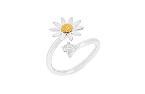 Daisy and Bee Ring