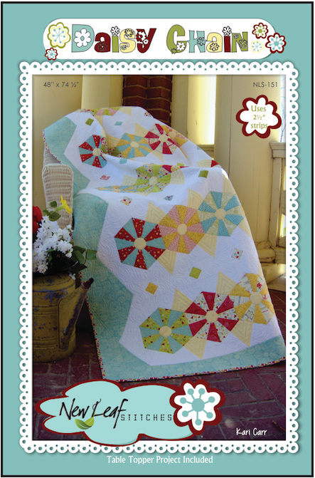 Daisy Chain Quilt Pattern