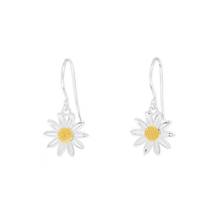 Daisy Dangle Earrings
