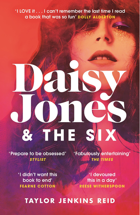 Daisy Jones and the Six (pre-order)