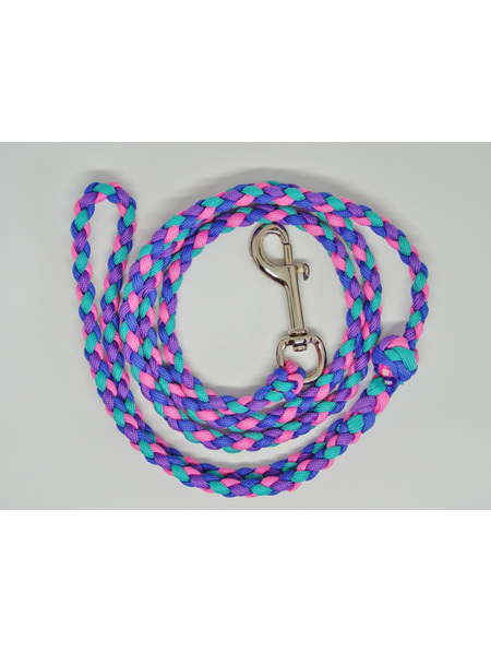 Daisy Lead - purple-pink-blue-green