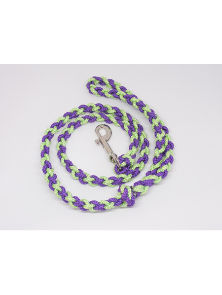 Daisy Lead - purple/light green cross