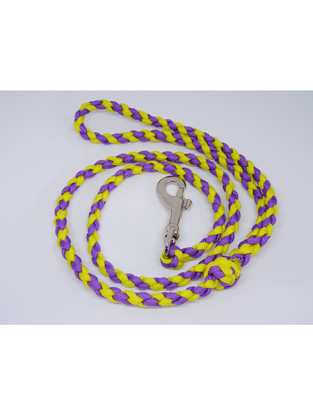Daisy Lead - purple/yellow