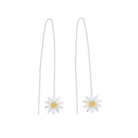 Daisy Threader Earrings