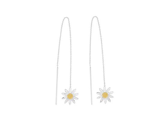 Daisy Threader Earrings