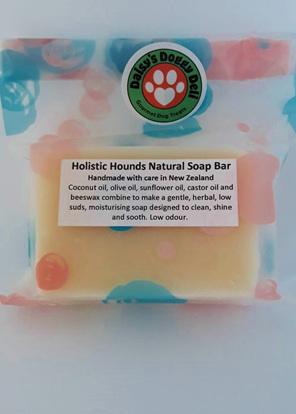 Daisy's Doggy Deli natural soap bar
