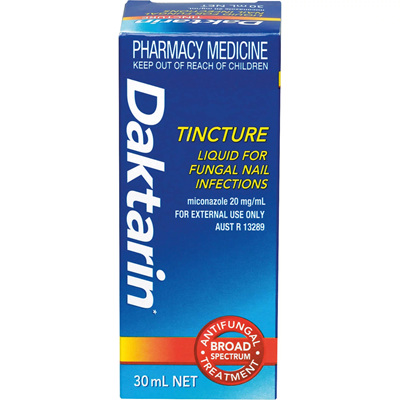 DAKTARIN Tincture 30ml