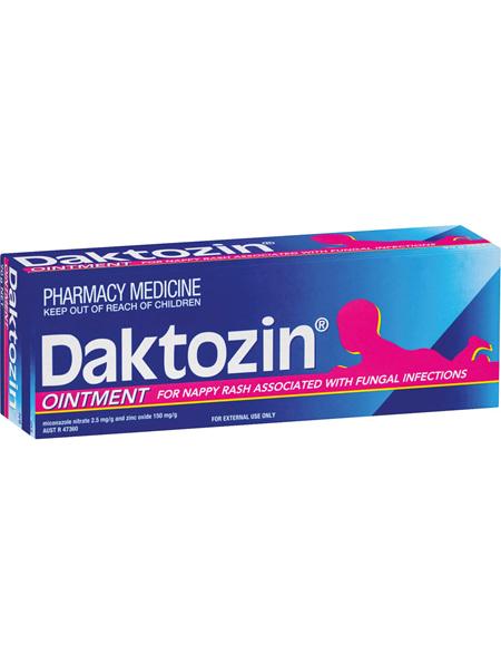 DAKTOZIN Ointment 15g
