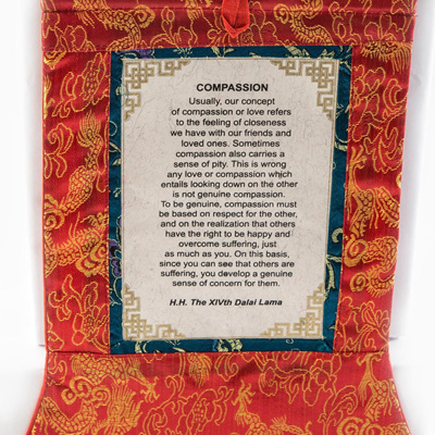 Dalai Lama Thanka