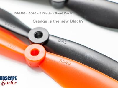 DALRC - 6040 - 2 Blade - Quad Pack